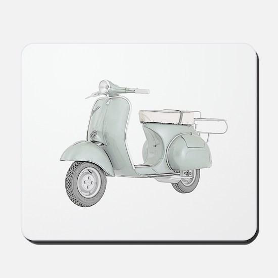 1959 Piaggio Vespa Mousepad