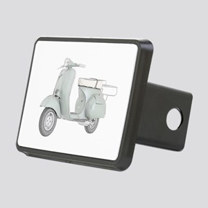 1959 Piaggio Vespa Rectangular Hitch Cover