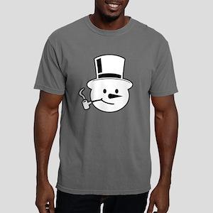 Frosty the Snowman Mens Comfort Colors Shirt