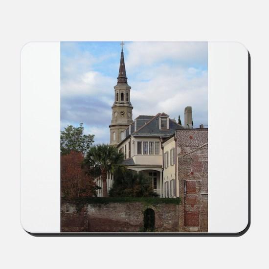 Charleston SC Church Mousepad