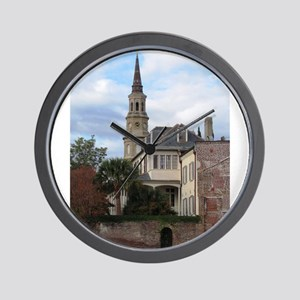 Charleston SC Church Wall Clock