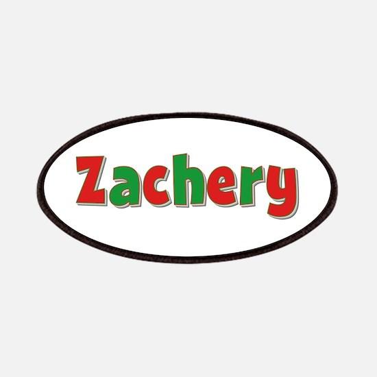 Zachery Christmas Patch