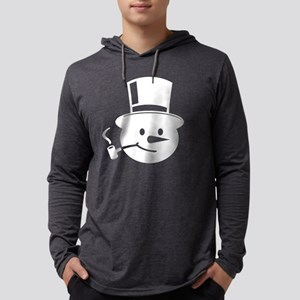 Frosty the Snowman Mens Hooded Shirt