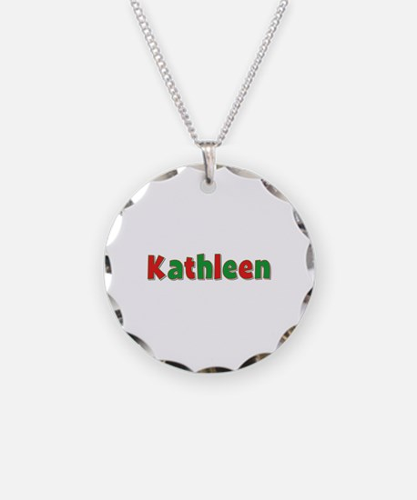 Kathleen Christmas Necklace