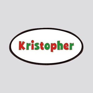 Kristopher Christmas Patch