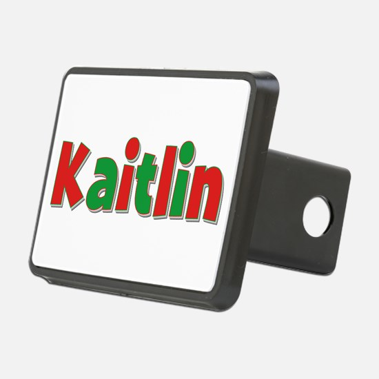 Kaitlin Christmas Hitch Cover