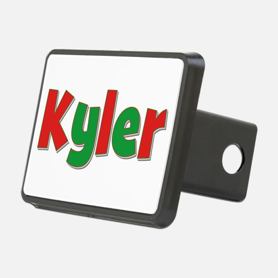 Kyler Christmas Hitch Cover