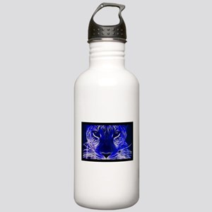 Neon Leopard Stainless Water Bottle 1.0L