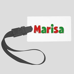 Marisa Christmas Large Luggage Tag