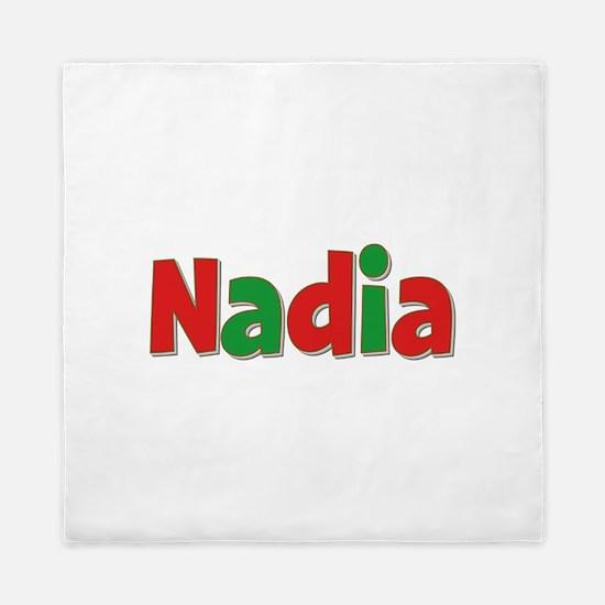 Nadia Christmas Queen Duvet