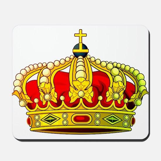 Royal Crown 11 Mousepad
