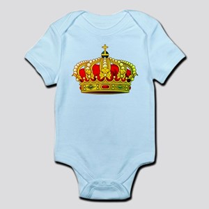 Royal Crown 11 Infant Bodysuit