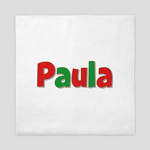 Paula Christmas Queen Duvet