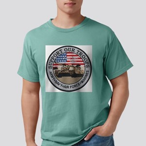 ArmyNavyAirforceMarines. Mens Comfort Colors Shirt