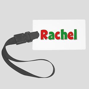 Rachel Christmas Large Luggage Tag