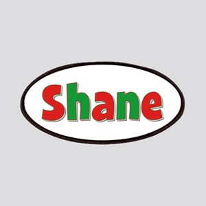 Shane Christmas Patch