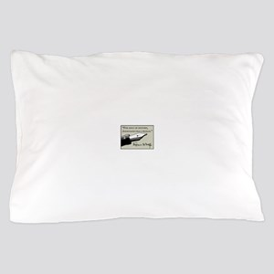 Anonymous Was a Woman Pillow Case