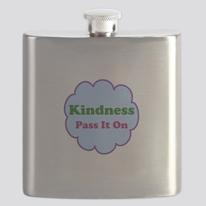 Kindness Pass It On Flask