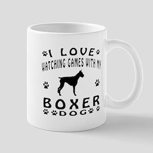 Boxer design Mug