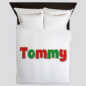 Tommy Christmas Queen Duvet