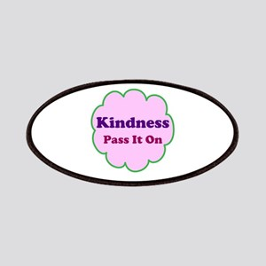 Pink Kindness Pass It On Patches