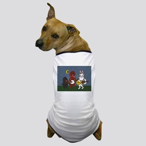 Country Music Dogs Dog T-Shirt