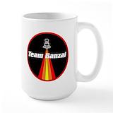 Buckaroo banzai Large Mugs (15 oz)