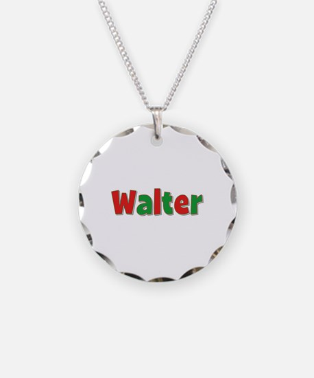 Walter Christmas Necklace