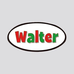 Walter Christmas Patch