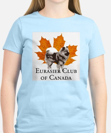 Eurasier Club of Canada (ECC) T-Shirt T-Shirt