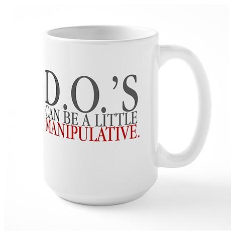 DOscanbealittle Mugs