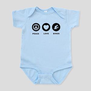 Bird Lover Infant Bodysuit