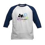 DizFanatic Kids Baseball Jersey