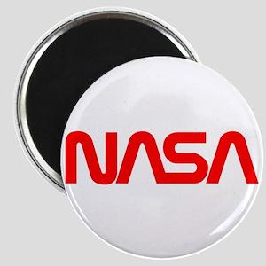NASA Spider Logo Magnet