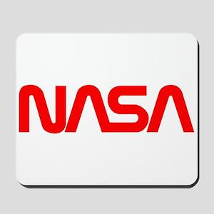 NASA Spider Logo Mousepad