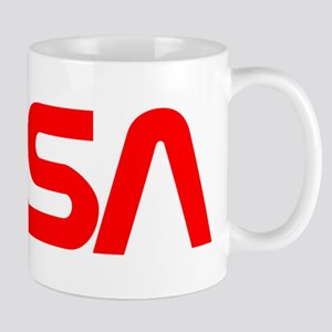 NASA Spider Logo Mug