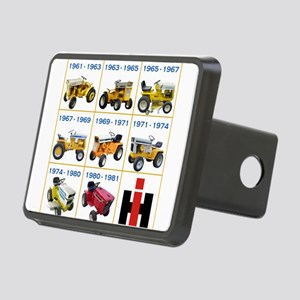 Lineage of IH Cub Cadet Rectangular Hitch Cover