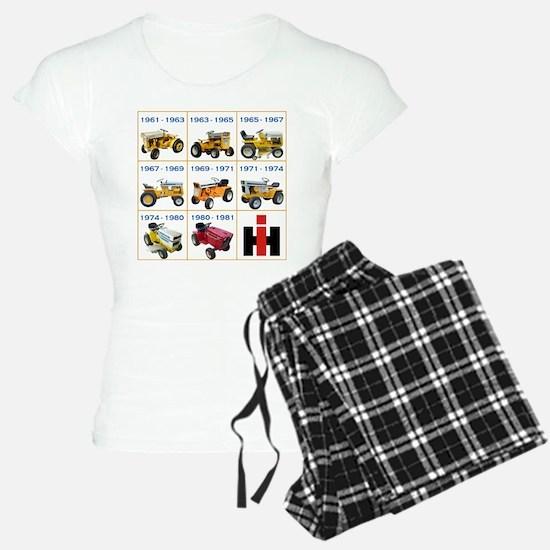 Lineage of IH Cub Cadet Pajamas