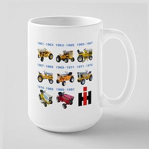 Lineage of IH no lines Large Mug