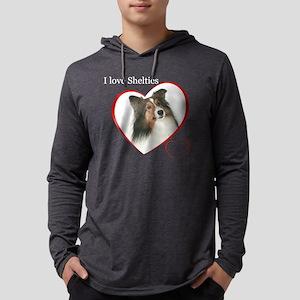 DuncanLove2 Mens Hooded Shirt