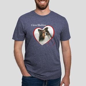 DuncanLove2 Mens Tri-blend T-Shirt