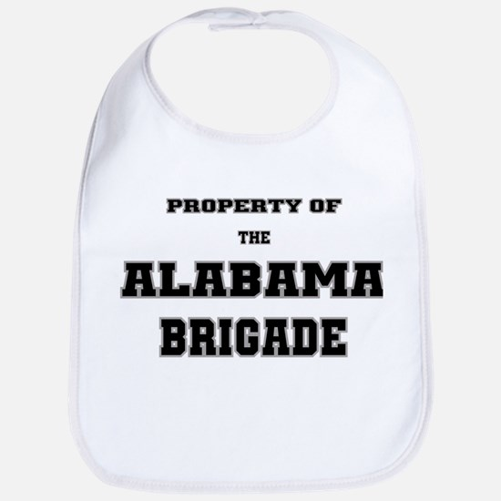 Property of the Alabama Brigade Bib