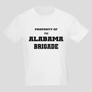 Property of the Alabama Brigade Kids Light T-Shirt