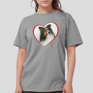 DuncanLovePlain Womens Comfort Colors Shirt