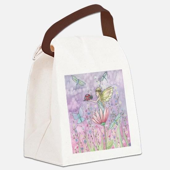 A Friendly Encounter Fairy and La Canvas Lunch Bag