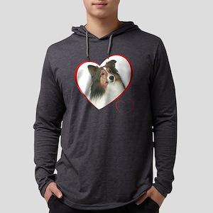 DuncanLovePlain Mens Hooded Shirt