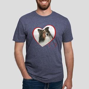 DuncanLovePlain Mens Tri-blend T-Shirt