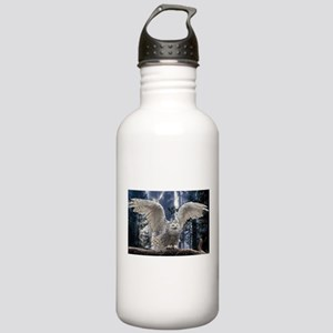Woody Snow Owl Stainless Water Bottle 1.0L