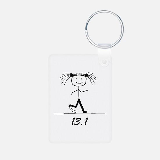 13.1 BLK Keychains