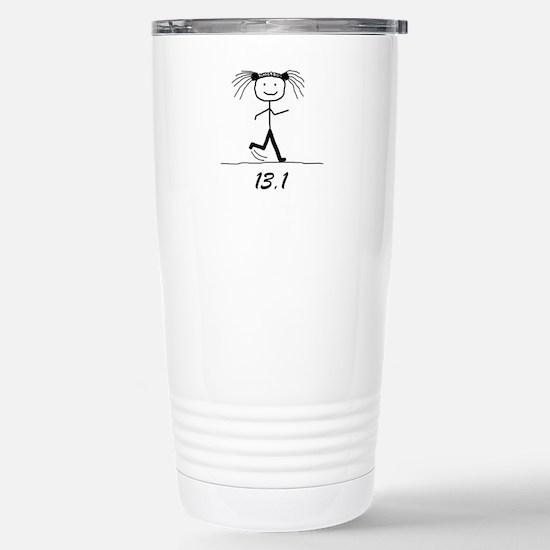13.1 BLK Stainless Steel Travel Mug